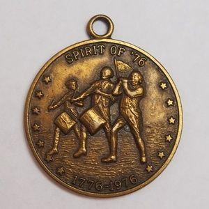 Spirit of '76 Bicentential Bronze Collector Coin